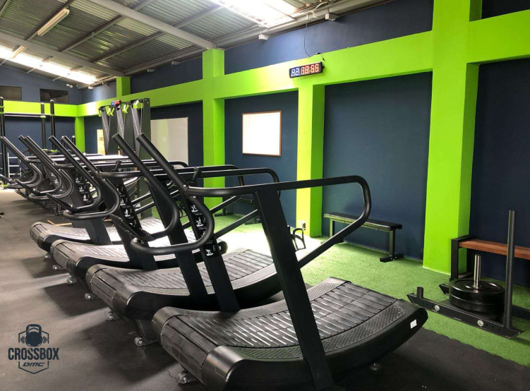 Our fitness equipment in Costa Rica