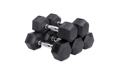 Hexagon Dumbbell