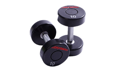 How to exercise at home with dumbbells(below)?