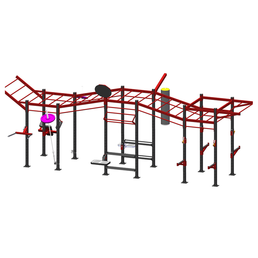 CM-531 Ten Meter Cross Fit  Machine