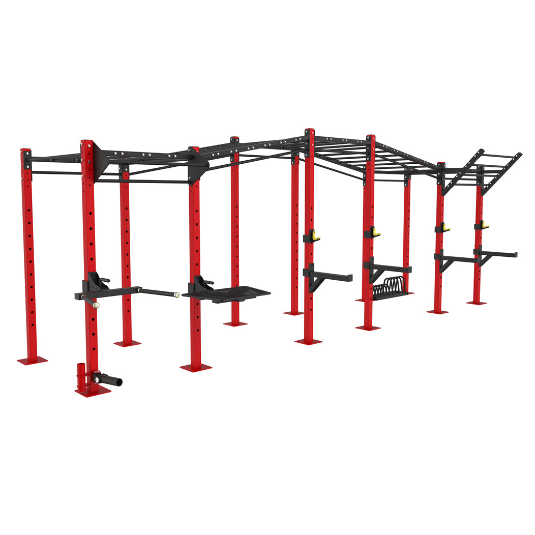 CM-528 7 M Cross Fit Rack