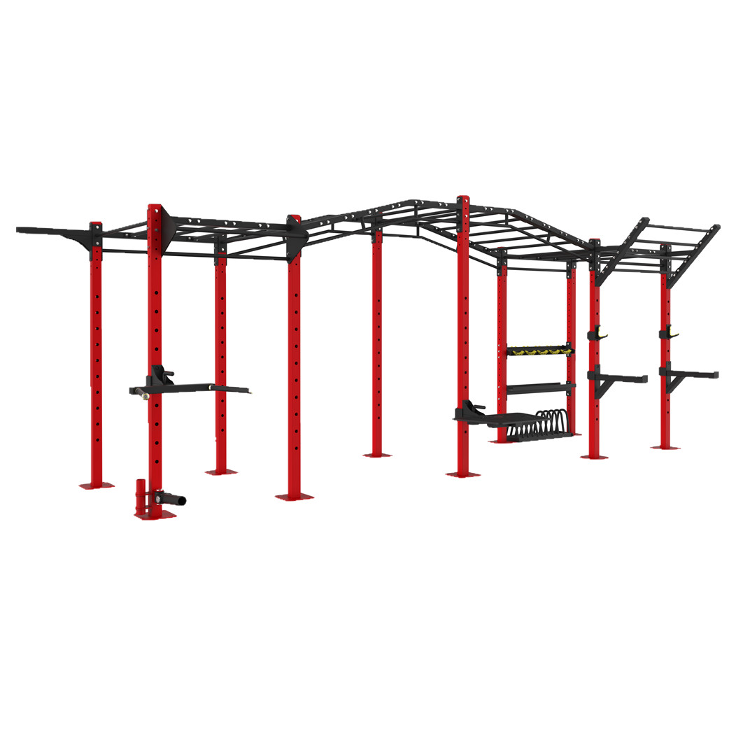 CM-525   6 M Cross Fit Rack