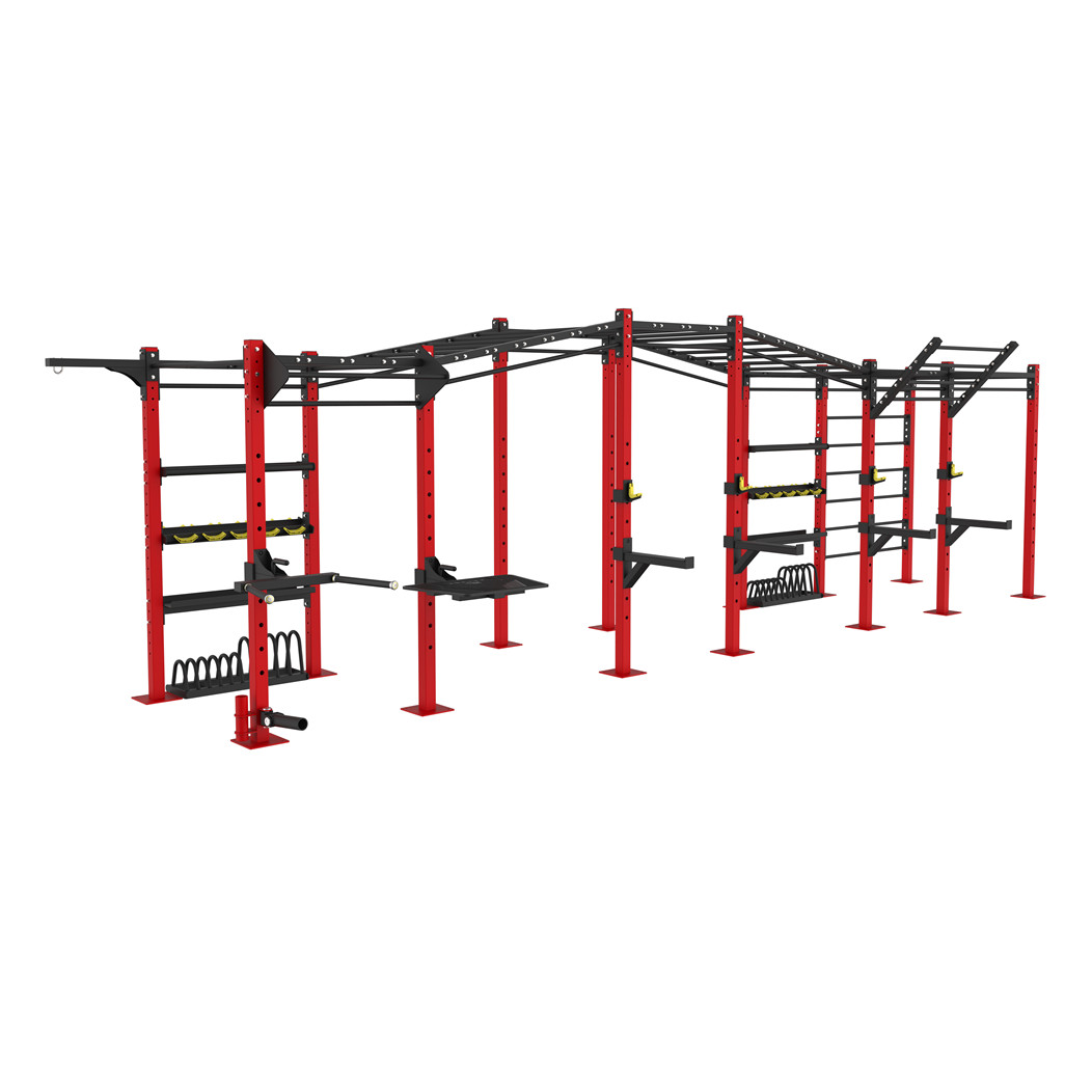 CM-529  8.5 M Cross Fit  Rack