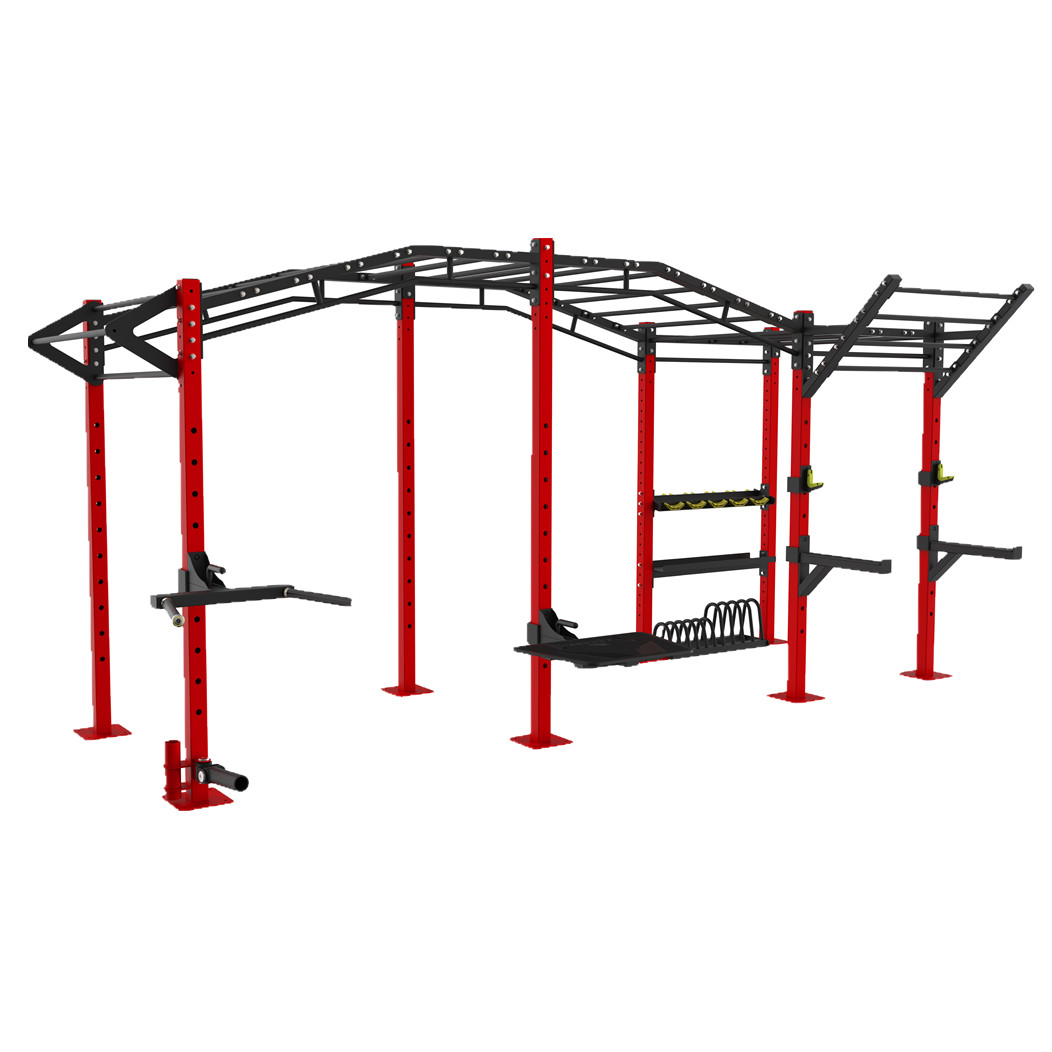 CM-524   5 M Cross Fit Rack