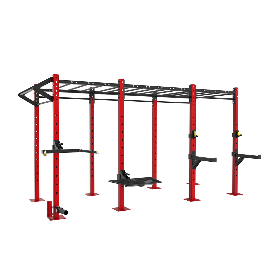 CM-520   4 M Cross Fit Rack
