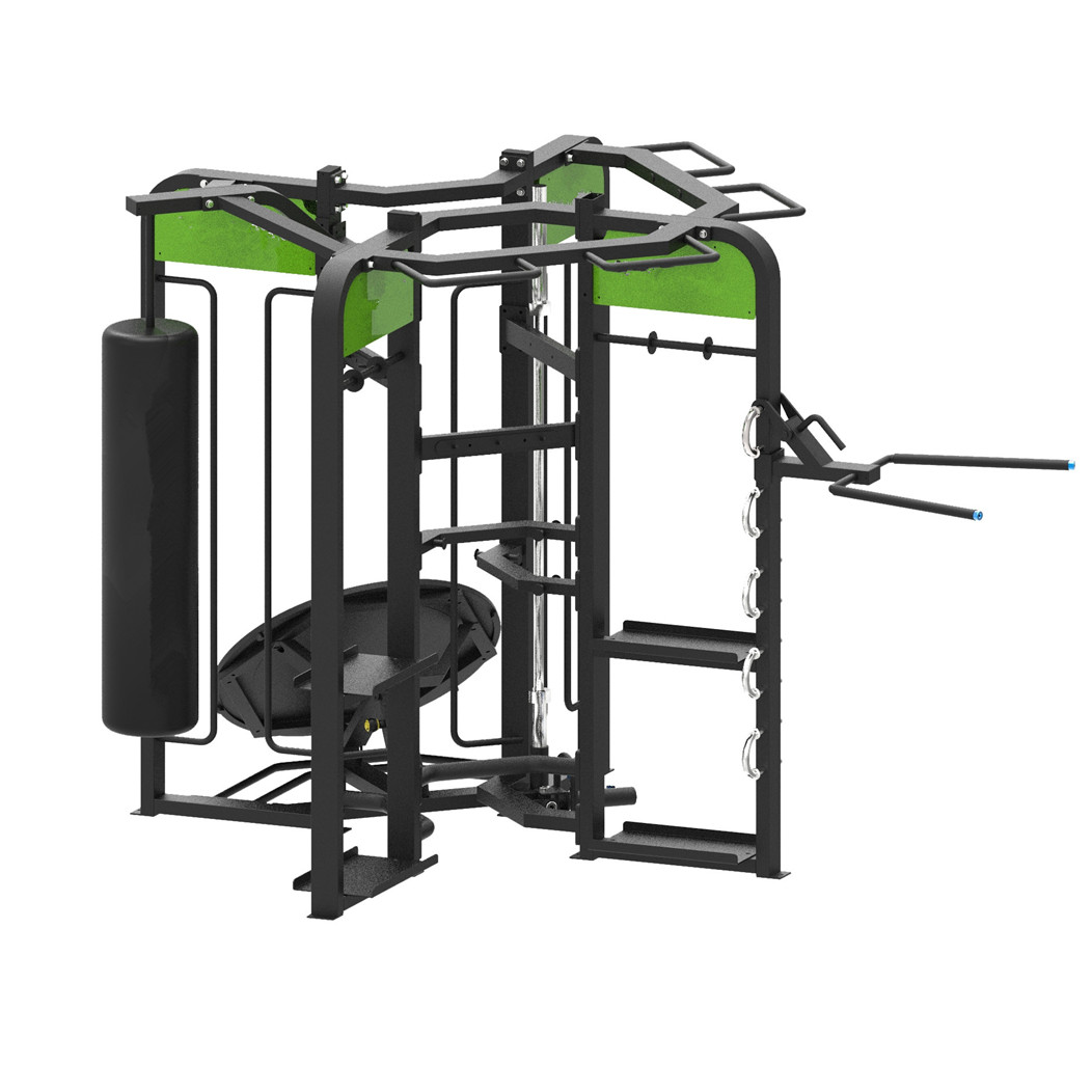 CM-510 Four Gate Synergy 360 Without weight stack