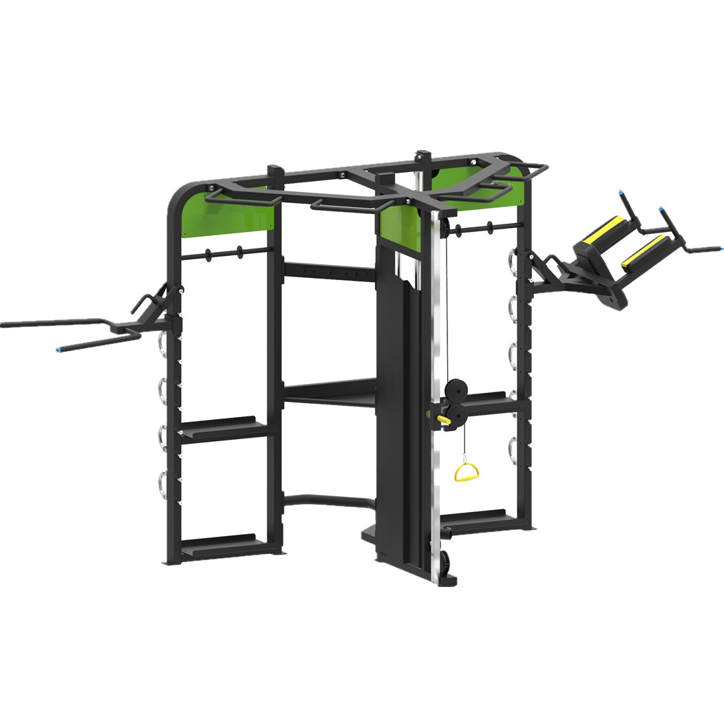 CM-507  Three Gate Synergy 360 With Weight Stack