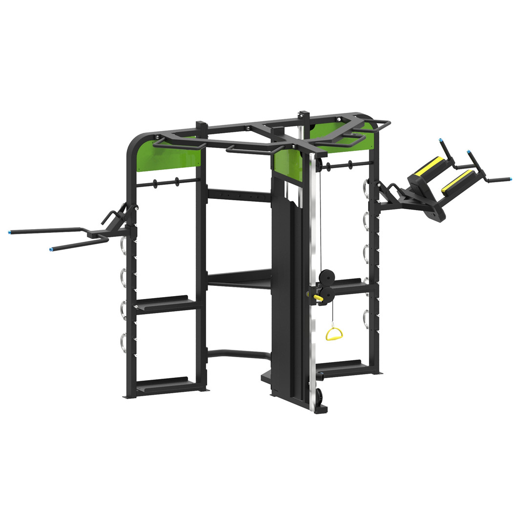 CM-508  Three Gate Synergy 360 Without Weight Stack
