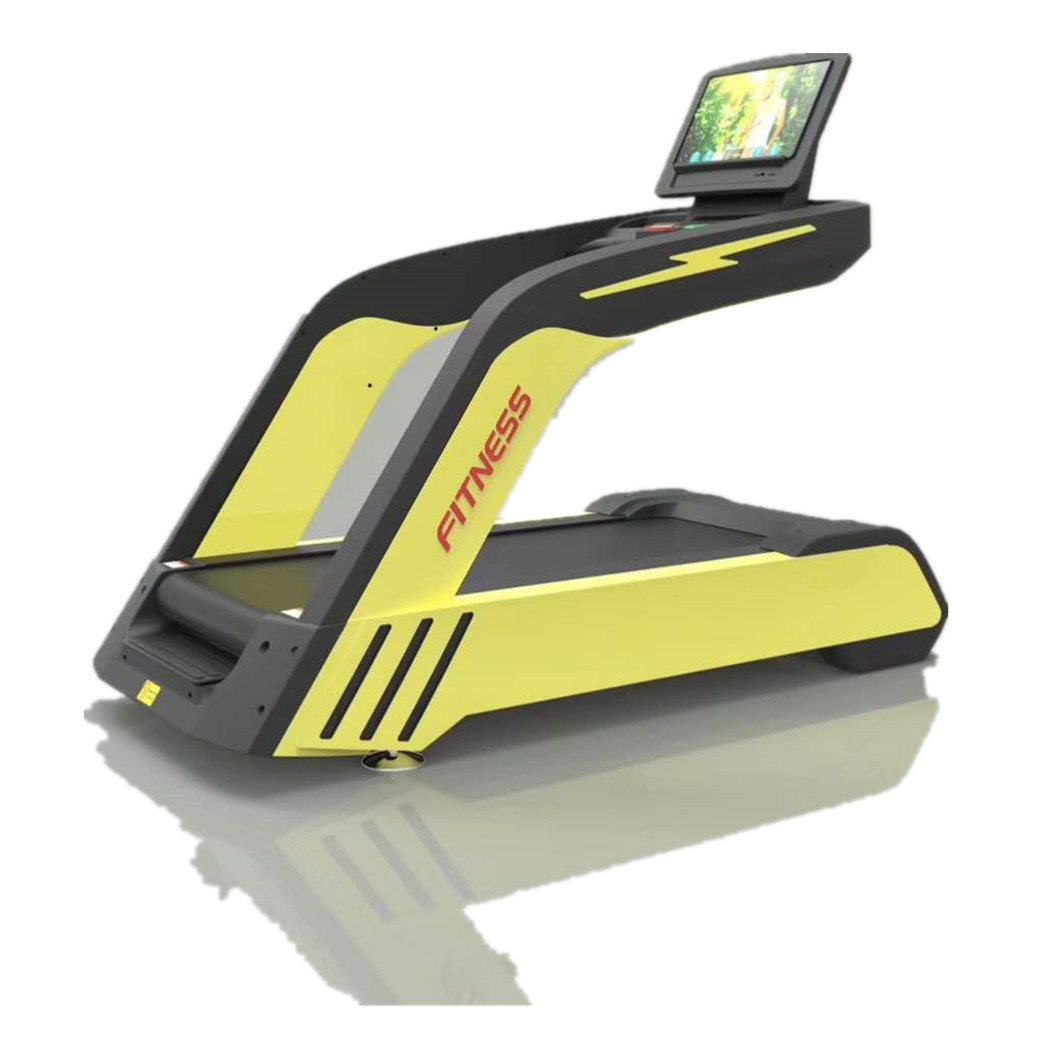 Commercial Treadmill with TV&WIFI CM-603