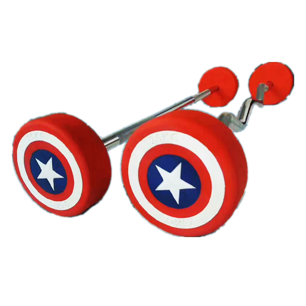 CM-836 Captain America CPU Barbell