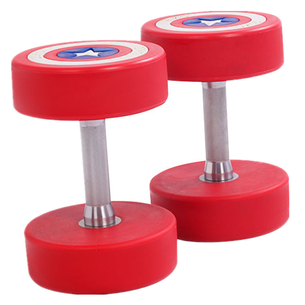 CM-834 Captain America CPU Dumbbell
