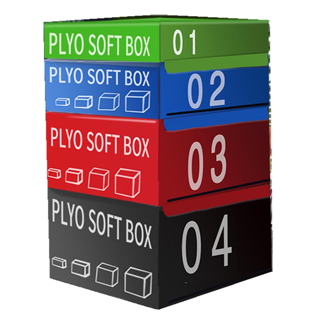 CM-818 Plyo Soft Box