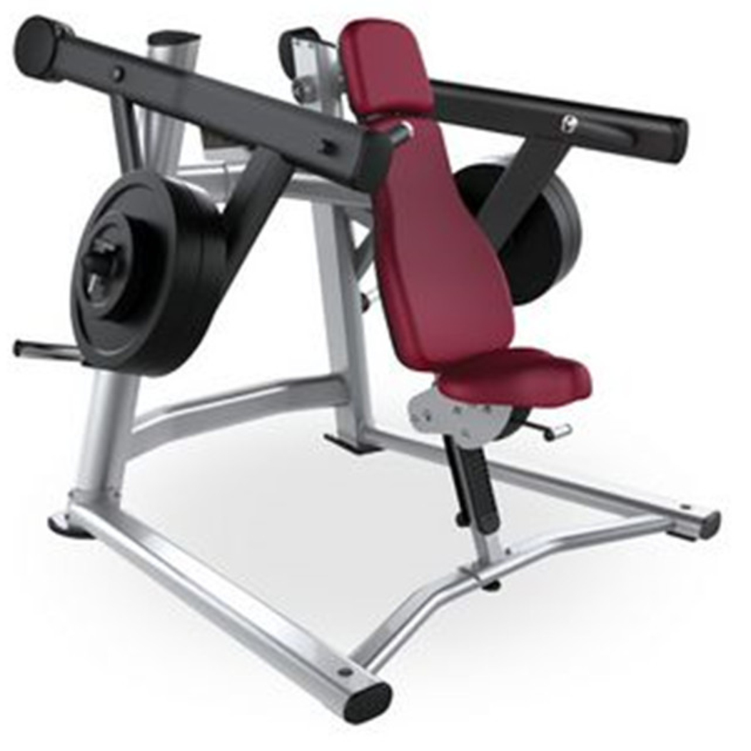 CM-126 Shoulder Press Machine