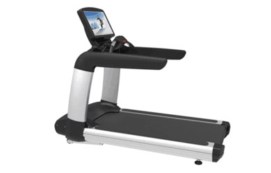Treadmill entry practice method