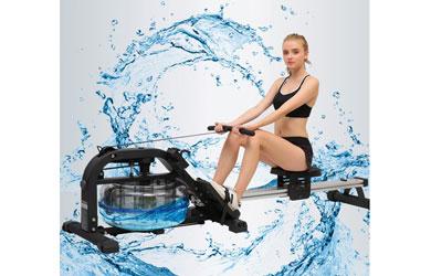 Fat-burning exercise equipment